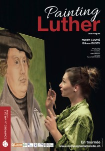 Affiche Painting Luther BD