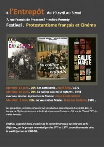 Festival de cinéma .gris-gris-sans